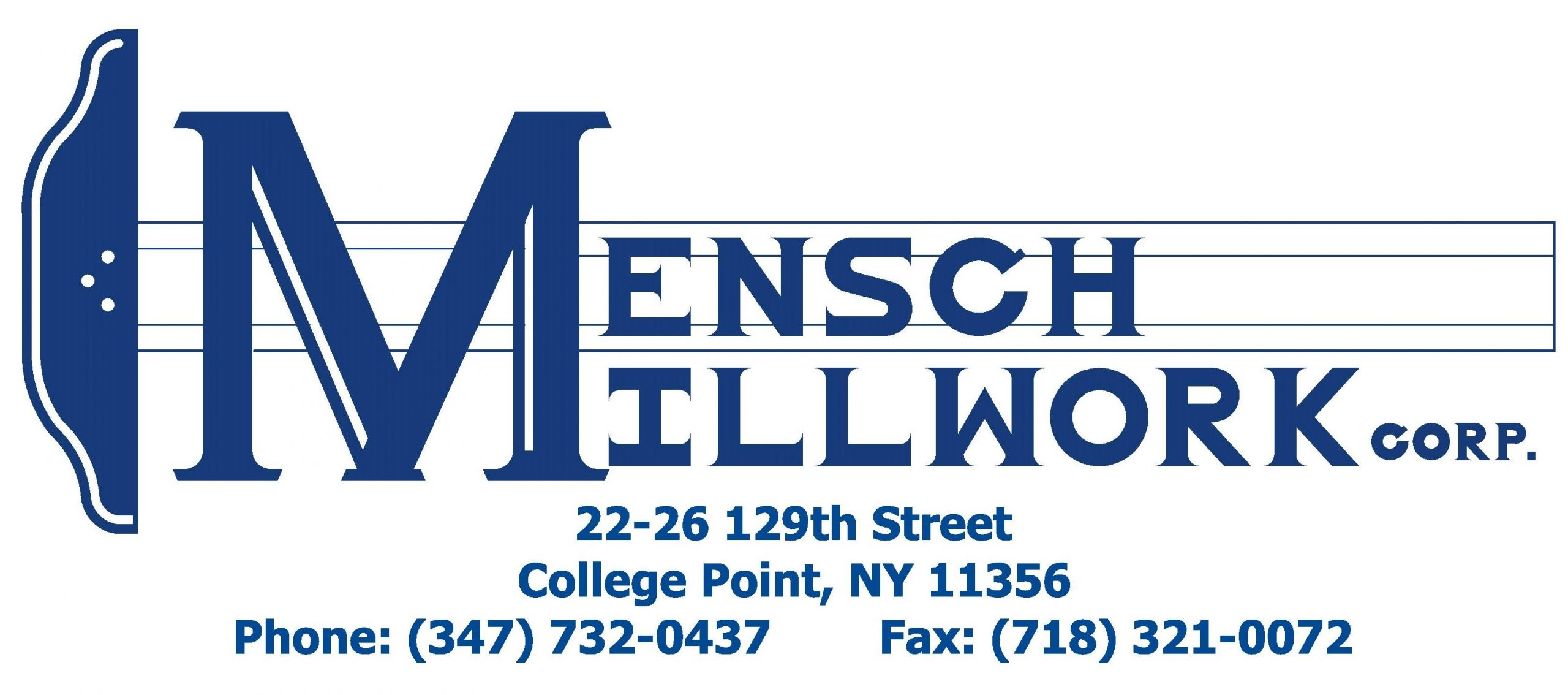 Mensch Logo with Address-Cropped